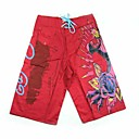 la mode de qualit suprieure rouge plage pants pantalons pour hommes 007 (fc007)
