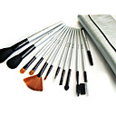 12pcs Professional Cosmetic Brush Set
