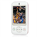 T9i Tri Band Dual-Card Cell Phone White+2GB TF Card(SZSH0004)