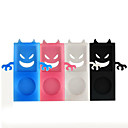 Angel And Devil Silicon Cases For Ipod Nano Gen 4-six pieces per package (SA17)