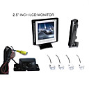 Rearview Camera with LCD Parking sensor YB-P820B
