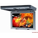 17 inch Flip Down Roof Mount monitor with IR transmitter