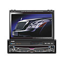 De 7 polegadas touch screen 1 din in-dash carro dvd player gps função de al-8003gl