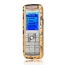V100 Single Card Dual Band Mini Cell Phone Gold (2GB TF Card)