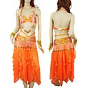 Sexy Belly Dancewear Top Pants Set -- All Accessories Included9824 (LYY023)