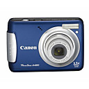 Canon PowerShot A480 Digital camera - compact - 10.0 Megapixel - 3.3 x optical zoom(SMQ5008)