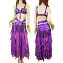 Sexy Belly Dancewear Top Pants Set -- All Accessories Included9826 (LYY025)