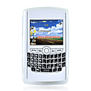 Colorful Flexible Crystal Case For Blackberry 8800 (SZM606)