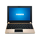 "MALATA-Laptop-PC912-10.2""TFT-N270-1.6G-1GB DDR2-160G- 1.3M Webcam-Bluetooth(SMQ3504)"