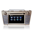 7 pulgadas tctil reproductor a pantalla coche dvd-tv-fm-bluetooth para el Toyota Camry 2006 a 2009 (szc2197)