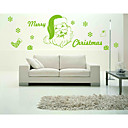 Merry Christmas Wall Sticker for Christmas Decoration (0565-gz44905)