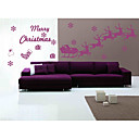 Merry Christmas Wall Sticker for Christmas Decoration (0565-gz44902)