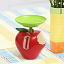 Mini Apple Shaped Kitchen Scale (QWN185)