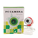 clip-on 1.3MP PC USB 2.0 webcam (stuurprogramma's)