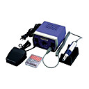 Professional Electric Nail Manicure Machine With Foot Pedal Drill file 30000