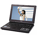 Hasee Computer-13,3 &amp;quot;TFT-Intel Pentium Dual-Core-(Penryn) T4300 2.1GHz-1GB DDR2-160g-DVD-RW (smq3727)