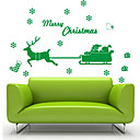 Merry Christmas Wall Sticker (0565 -gz44945)