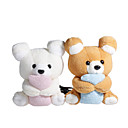 3.5 Plug A Pair of Cute Bear Cartoon Speaker for Ipod/cellphone/Notebook(SZM1259)