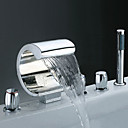 Waterfall Bathtub Faucet - Free Shipping (0698 -Y-8012)