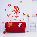 Wall Sticker Merry Christmas (0565 -gz44909)