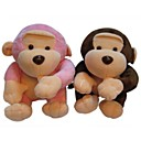 Lovely Plush Monkey Stereo Speaker for DVD - AM - FM radio - MP3 (SMQ3465)