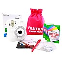 Fujifilm instax mini 25 witte instant camera gift set (dce120)