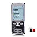 C5000 Dual Card Bluetooth FM with Marquee Cell Phone (2GB TF Card)