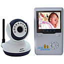 2.4GHz Wireless 2.5 inch Wireless Baby Monitor kit avec camra (sfa9020)