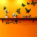 papillon Wall Sticker (0586 -20745247)
