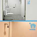 Decorative Wall Sticker for Bathroom (0586 -20745234)