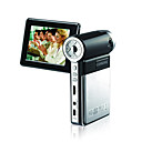 youtube-friendlycansonic hd-10 720p 5.0mp cmos 12.0mp verbeterd camcorder dv met 3,0 inch LTPS LCD-4x digitale zoom 3cm scherpstellen (dce200)