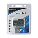 2GB MiniSD Memory Card with SD adapter (CMC007)
