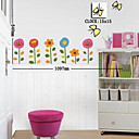 decoratieve klok muur sticker (0752-hz-15a015)
