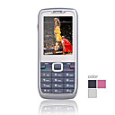 E71 Quad Band Dual Card Dual Standby TV Function JAVA Dual Camera Flashlight Bar Cell Phone (2GB TF Card)
