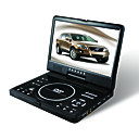 12.5-inch Portable DVD Player with TV Function, USB Port, 3-in-1 Card Reader, Games, Digital Photo Frame and Computer LCD Display(SMQC170)