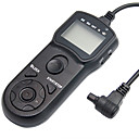 TM-A Timer Remote Control Shutter for Canon EOS 5D, 1D, 1D Mark II, 1D Mark III, 1Ds, 1Ds Mark II, Fully Compatible with Canon RS-80N3 (CCA400)