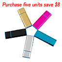 2GB Fashion Design MP3 Player 5 Color / 5 PCS Per Package (HB002)
