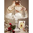 Floral Delight Jacquard Shade Table Lamp(0836-QY-012A)