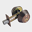 High Quality Zinc Alloy Keyed Entry Door Deadbolt Lock (0770-D102 )