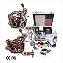 Professional Tattoo Machine Kit Completed Set With 2 Tattoo Gun Machines(0359-03.05-H060)