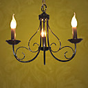 Modern 3-light Iron Chandelier(0810- 2054-3)
