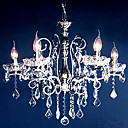 6-light Crystal Chandelier(0860-DL5017)
