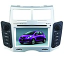 6 Inch TFT LCD Digital Touch Screen Car DVD Player-GPS-TV-FM-Bluetooth For 2008-2009 Toyota - YARIS
