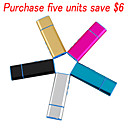1GB Fashion Design MP3 Player 5 Color / 5 PCS Per Package