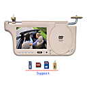 7 Inch Left/Right Side Sun Visor Car DVD Player