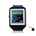 AK08 Tri Band The Cheapest Thin Bluetooth Mp3 Mp4 Touch Screen Watch Cell Phone (2GB TF Card)