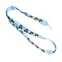 Stylish Neck Strap for Cell Phones and Gadgets (Blue)