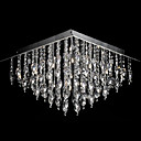 Crystal 9-light Ceiling Light(0863-4520)