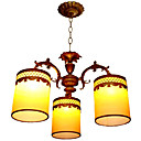 Antique 3-light Hanging Lamp(0860-J-1114~3)