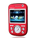 K750 Quad Band Dual Card TV JAVA Dual Camera Flashlight Rotate Navigation Key Slide Cell Phone (2GB TF Card)